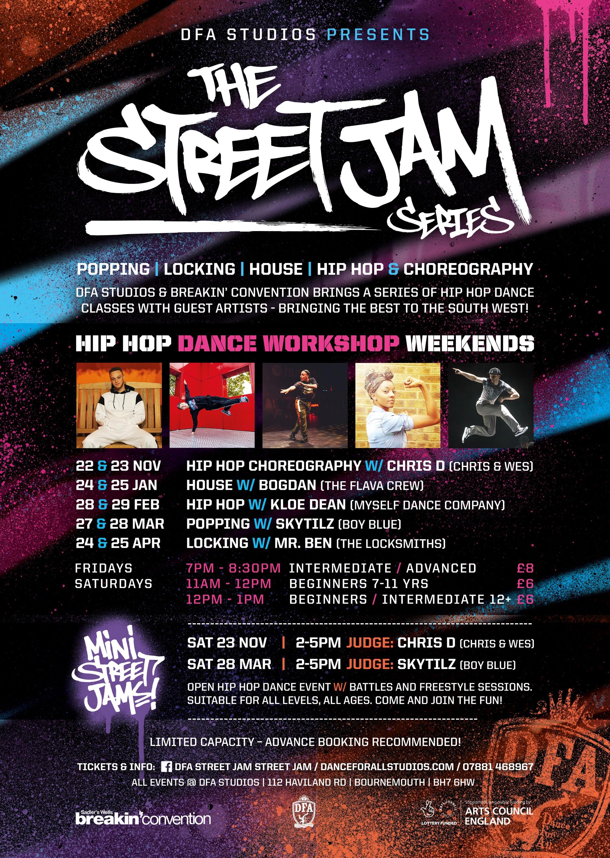 Street Jam Series