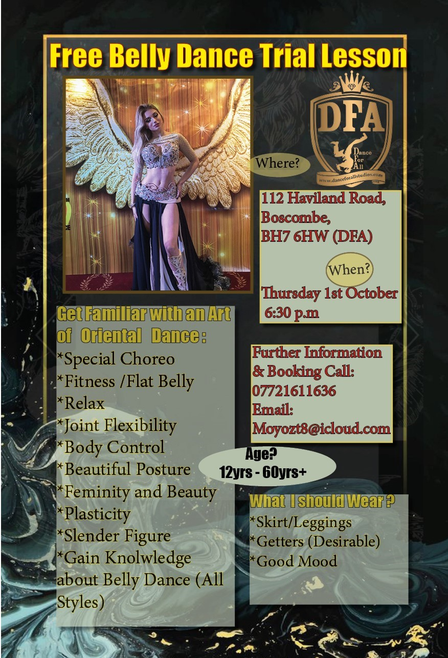 belly dance website